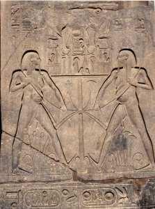La disputa tra Horus e Seth